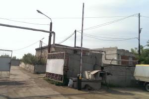 Шлагбаум автоматический 6 метров